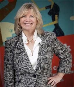 author, keynote speaker, Sandra Mobley